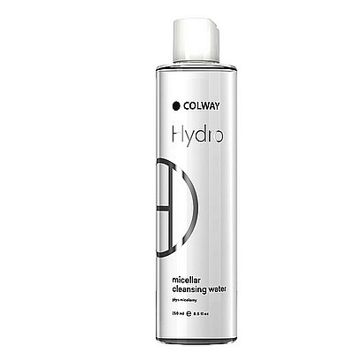 Micellar cleansing water Colway with Collagen and Hyaluronic Acid 250ml